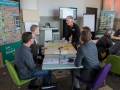 Workshop Mirjam ten Hove over energietransitie - foto Harry Keizer